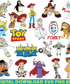 toy story svg bundle